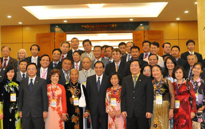 Kết quả 6 năm triển khai Nghị quyết 36/NQ-TW của Bộ Chính trị về công tác đối với người Việt Nam ở nước