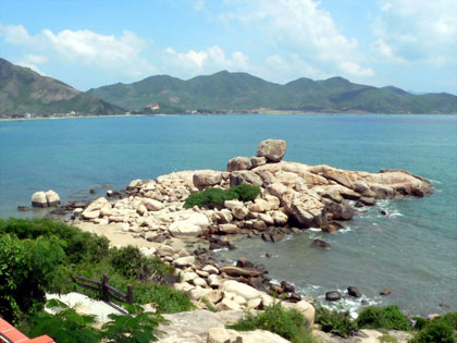 Nha Trang-Vịnh biển đẹp của thế giới