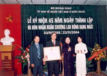 Chức năng, nhiệm vụ của Ủy ban Nhà nước về người Việt Nam ở nước ngoài trong tình hình mới