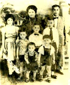 Phạm Văn Ngọc, Phạm Văn Đào tìm bố mẹ và các chị, em