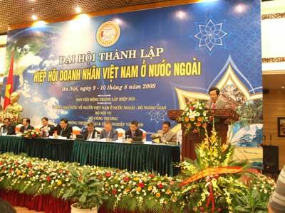 Công tác vận động người Việt Nam ở nước ngoài đóng góp xây dựng đất nước