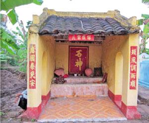 """Tín ngưỡng thờ Neak Ta – """"Ông Tà"""" của cộng đồng người Khmer"""