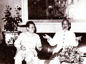 Chủ tịch Hồ Chí Minh và quan hệ đặc biệt Lào-Việt