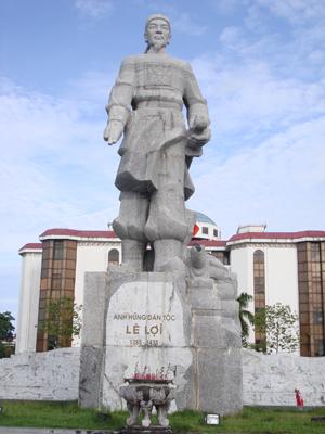 Lê Lợi - Vị anh hùng giải phóng dân tộc