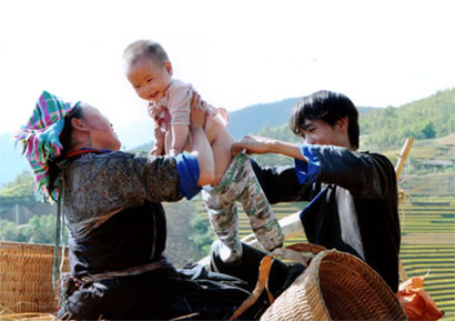 Cách đặt tên con của người Mông, Điện Biên