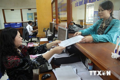 Thành phố Hồ Chí Minh triển khai chương trình nộp thuế điện tử