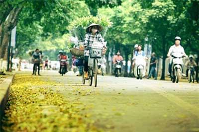 5 chốn lãng mạn như phim ở Hà Nội
