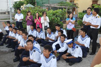 Nhân duyên tỏa Hương sắc Việt về với Quê Hương