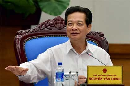 """Thủ tướng đốc thúc các """"tư lệnh"""" ngành"""