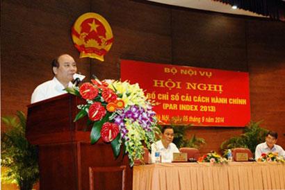 Đà Nẵng, Bộ GTVT dẫn đầu về cải cách hành chính