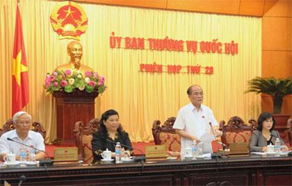 Chủ tịch Quốc hội: Cương quyết không quy định thời hạn đăng ký giữ quốc tịch Việt Nam