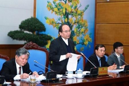 Phó Thủ tướng Nguyễn Xuân Phúc chủ trì phiên họp thứ 2 Ban Chỉ đạo 896