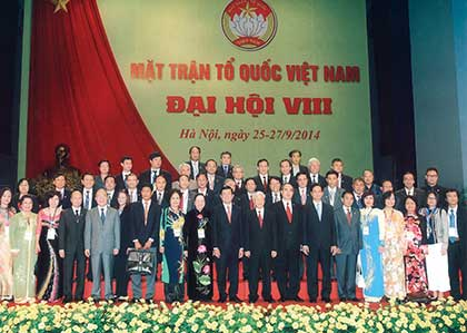 Khối đại đoàn kết toàn dân tộc Việt Nam không gì phá vỡ nổi