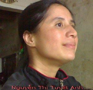 Tìm cha mẹ ruột hoặc mẹ đỡ đầu là bà Maria Võ Thị Nhiệm