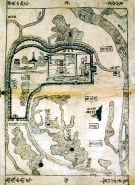 Phát lộ Di tích Hoàng thành Thăng Long trong lòng đất Ba Đình – Hà Nội