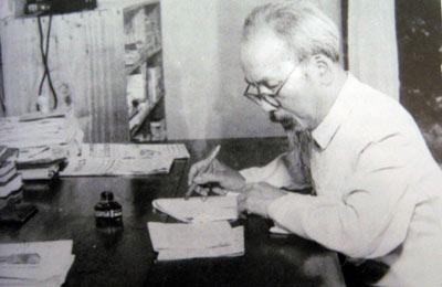 Thơ tiên tri của Chủ tịch Hồ Chí Minh - một giá trị văn hóa