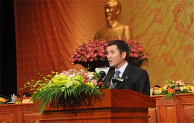Báo cáo tổng kết Hội nghị người Việt Nam ở nước ngoài lần thứ hai
