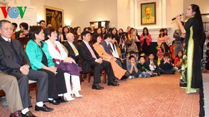 Cộng đồng người Việt Nam tại Hoa Kỳ cùng đất nước hướng tới tương lai