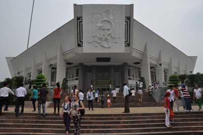 Bảo tàng Hồ Chí Minh - Bông sen giữa lòng Thủ đô