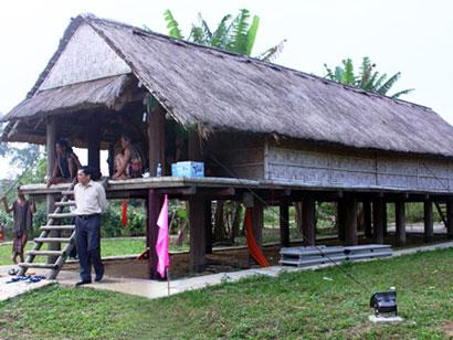 Văn hóa truyền thống của dân tộc H'rê (Quảng Ngãi)