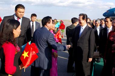 Người Việt ở Kazakhstan
