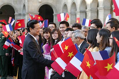 Cộng đồng người Việt Nam tại Pháp - từ truyền thống đến hiện đại