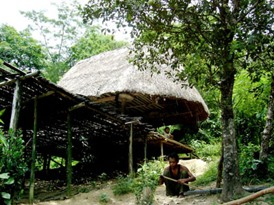 Zơng - Nét đẹp văn hóa của người Cơ Tu ở Quảng Nam