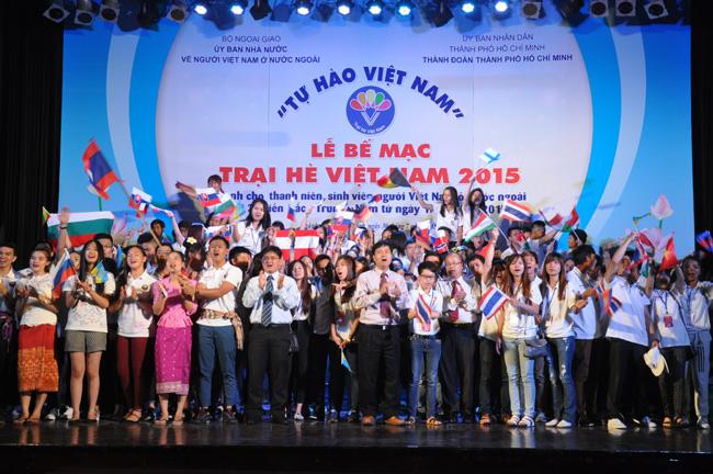 Bế mạc Trại hè Việt Nam 2015