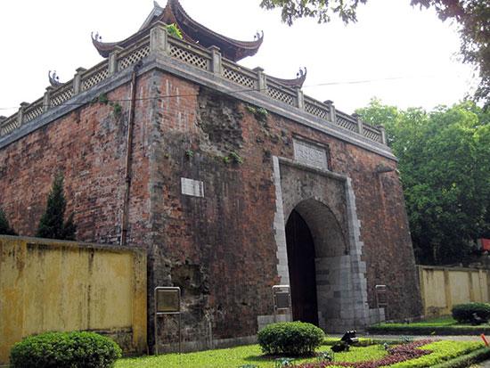 Bắc Môn – cổng thành lưu dấu thương đau