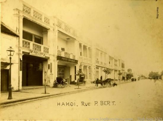 36 phố phường Hà Nội Xưa (Phần 4)