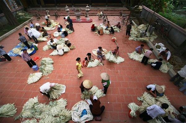 Hà Nội: Về làng quê thỏa thú tìm tòi