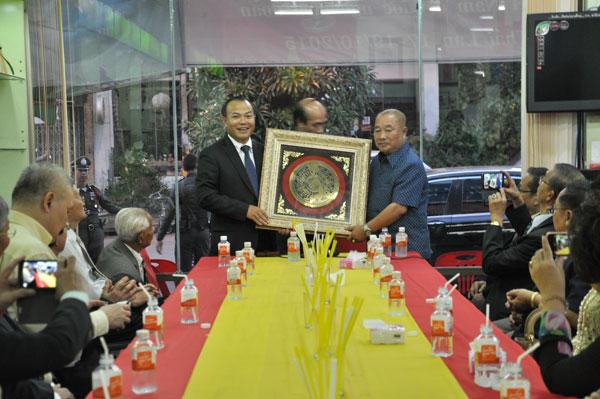 Thứ trưởng Vũ Hồng Nam thăm và làm việc tại 3 tỉnh Đông Bắc, Thái Lan