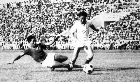 Bóng đá Hà Nội nửa đầu thế kỷ XX