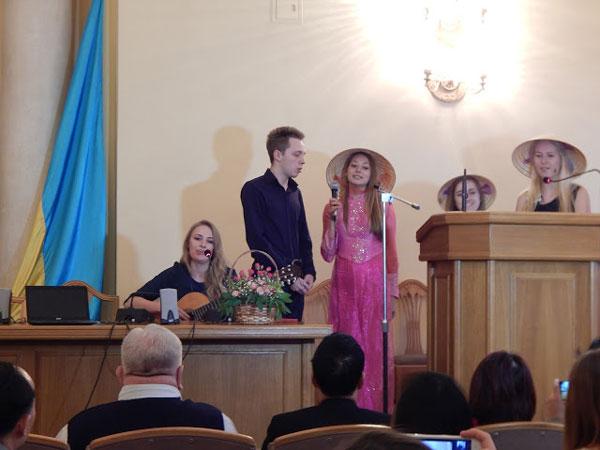 Kỷ niệm Ngày Nhà giáo Việt Nam tại Ucraina