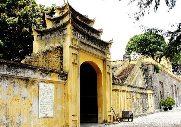 Cổng hành cung