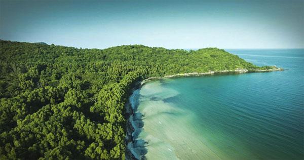 Ngỡ ngàng trước vẻ đẹp của bãi Khem Phú Quốc