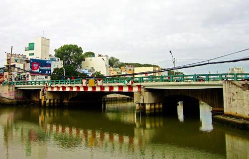 Những cây cầu gắn với lịch sử của Sài Gòn