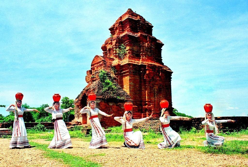 Huyền bí tháp Po Sah Inư – Bình Thuận