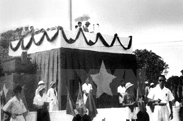 Tuyên thệ - Một giá trị tư tưởng Hồ Chí Minh