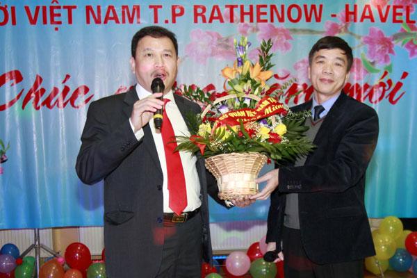 Cộng đồng người Việt tại Đức tưng bừng đón Tết