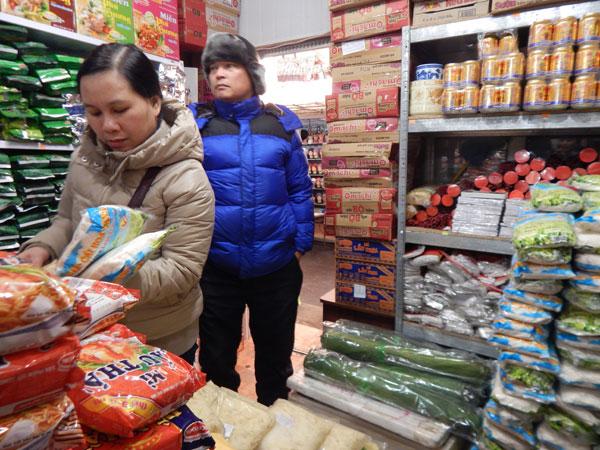 Người Việt tại Kiev, Ucraina chuẩn bị đón Xuân Bính Thân