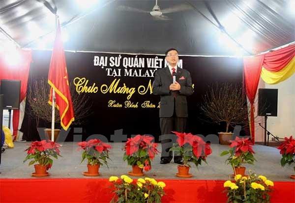 Cộng đồng người Việt tại Malaysia vui đón Xuân Bính Thân