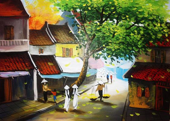 Ba mươi sáu phố phường Hà Nội