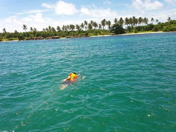 Hòn Gầm Ghì - hoang đảo gây mê đắm giữa biển Tây