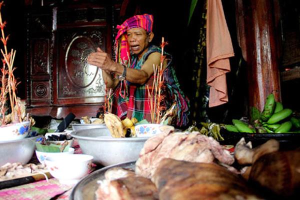 Lễ hội A Za của đồng bào Tà Ôi, Thừa Thiên – Huế