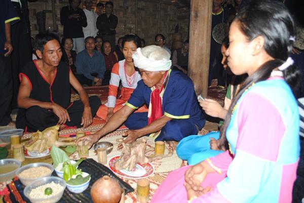 Lễ ăn lúa mới của người Raglai, Khánh Hòa