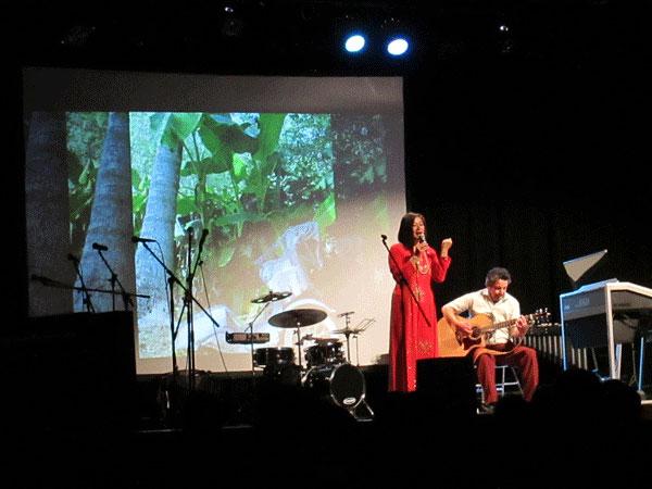 Chào Việt Nam - Buổi nhạc quảng bá văn hóa Việt tại Pháp