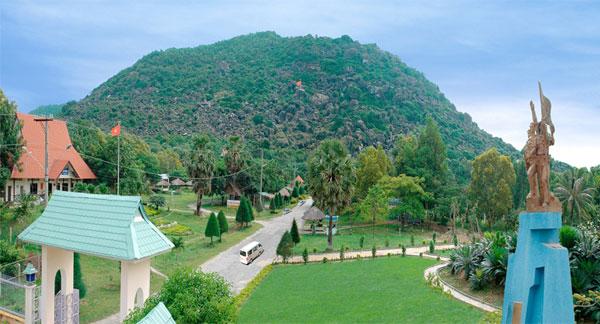 Núi Cô Tô – đồi Tức Dụp, huyền thoại và lịch sử
