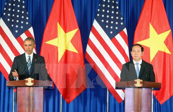 Tuyên bố chung Việt Nam – Hoa Kỳ