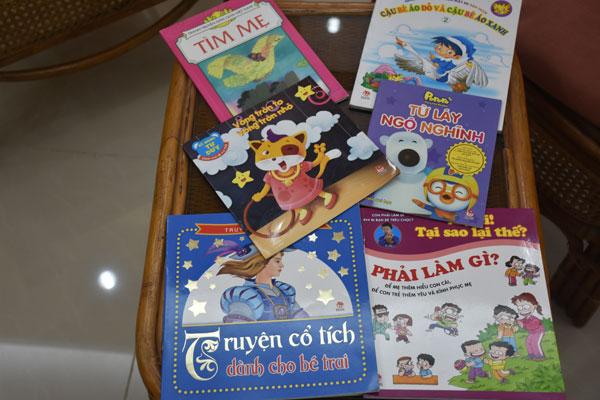 Nhà sách Kim Đồng tặng truyện thiếu nhi cho trẻ em kiều bào